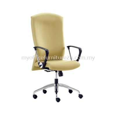 D818H Focus Director Chair Pu Leather