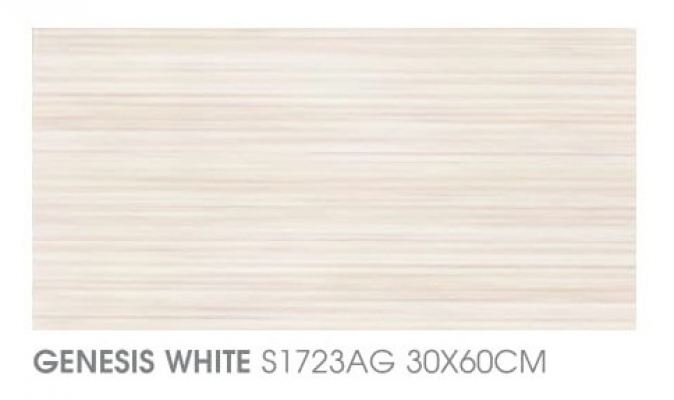 Bathroom DREAMY Genesis White S1723AG