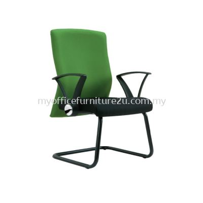 V2274S Gain Visitor Chair Pu Leather