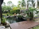 Horizon Hills project Koi Pond Design and Build
