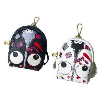 EYE THEME FASHION MINI BAG CHARM
