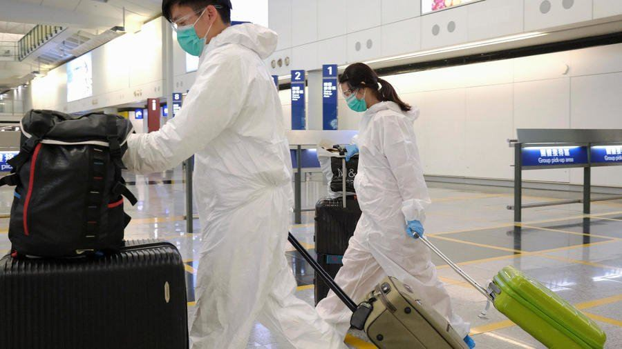 Chinese mainland reports 12 new COVID-19 cases, 4 from overseas