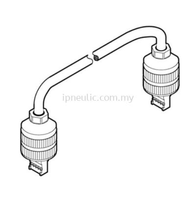 ACCESSORIES MULTIPLE CONN.-- 10 WIRES CONTROL CABLE L 22CM MULTIPLE CONN. MACH16