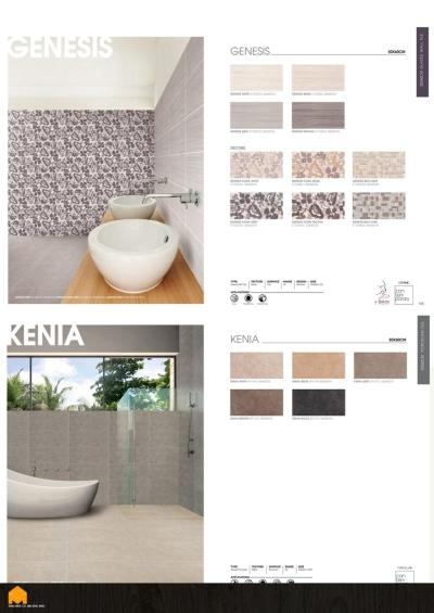 Bathroom Tile Series Refer