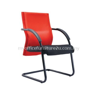 V2395S Imagine Visitor Chair Pu Leather