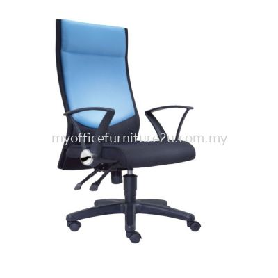 D2581H Maxim Director Chair Pu Leather