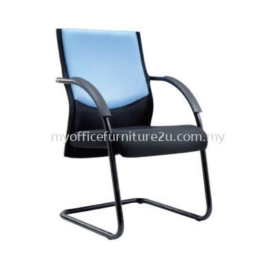 V2585S Maxim Visitor Chair Pu Leather