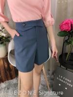 375064 Front Detail Pocket Half Pant