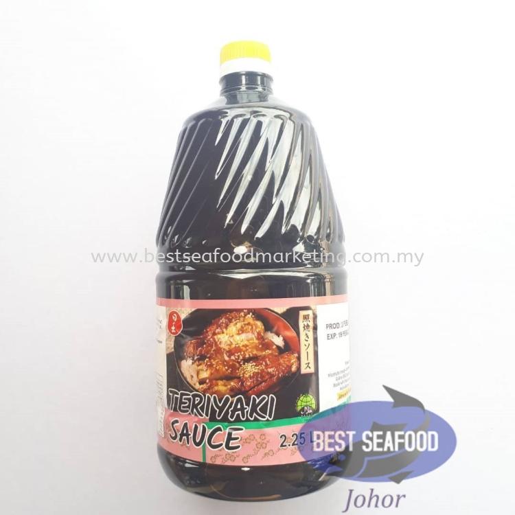 Teriyaki Sauce / 照烧酱 (sold per bottle)