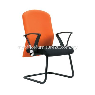 V2284S Most Visitor Chair Pu Leather