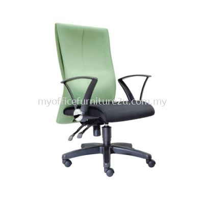 M121H Rise Executive Chair Pu Leather