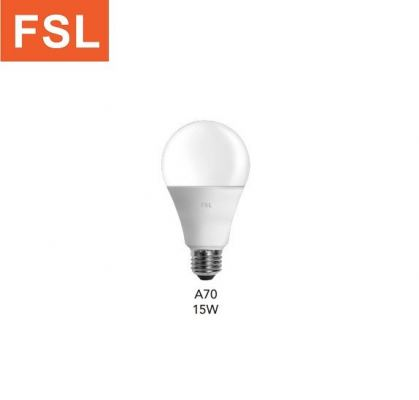 FSL A70 15W LED Bulb E27