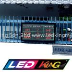 P8 Outdoor LED Signboard
