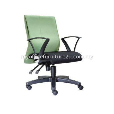 L122H Rise Executive Chair Pu Leather