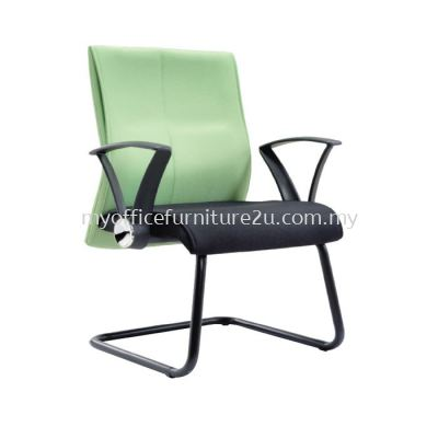 V123S Rise Visitor Chair Pu Leather