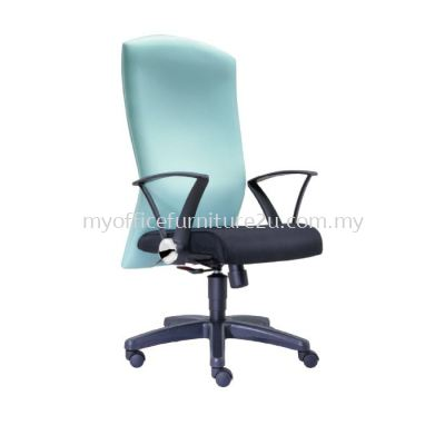 D2591H Solve Director Chair Pu Leather