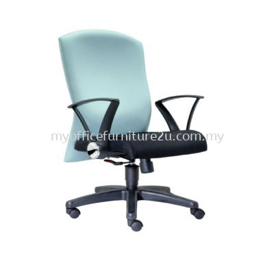 M2592H Solve Executive Chair Pu Leather