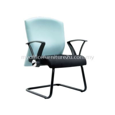 V2594S Solve Visitor Chair Pu Leather