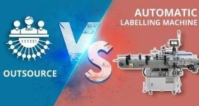 Should You Invest on a Labelling Machine or Outsource the Labelling Work?