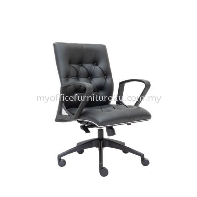 L2533H Ultimate Executive Chair Pu Leather