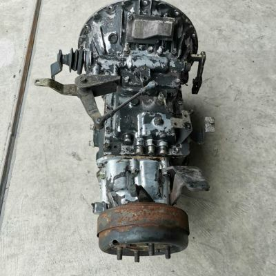 ISUZU FSR 6HH1 GEAR BOX 6SP