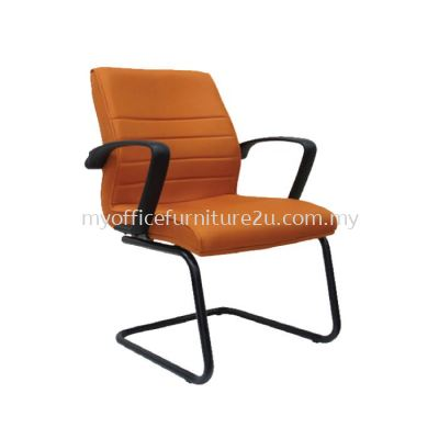 V254S Vari Visitor Chair Pu Leather