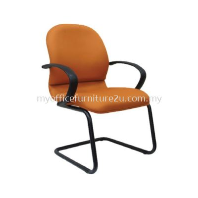 V284S Vari Visitor Chair Pu Leather