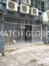 Grill Gate Renovation