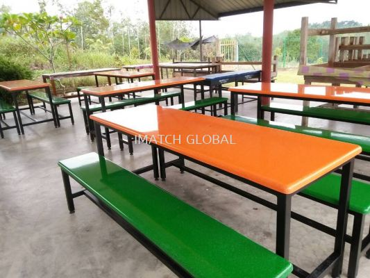 Canteen Table and Seat