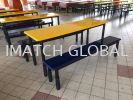 Canteen Table and Seat Regular Furniture