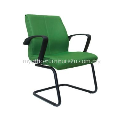 V184S Vari Visitor Chair Pu Leather