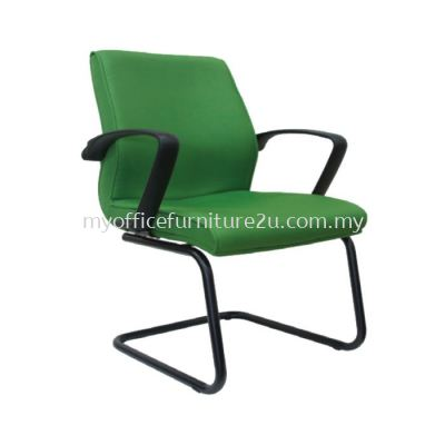 V194S Vari Visitor Chair Pu Leather