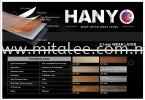 Hanyo 3mm vinyl tile Vinyl Tile Flooring