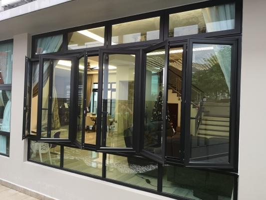 Performance Aluminium Window Design Refer