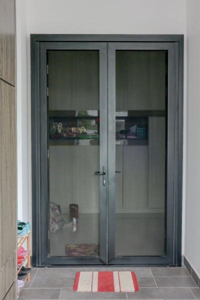 窗户门户防蚊网与防虫网参考
