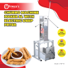 Churro Machine Maker 5L with Rack with Electric Deep Fryer Churro Maker Machine