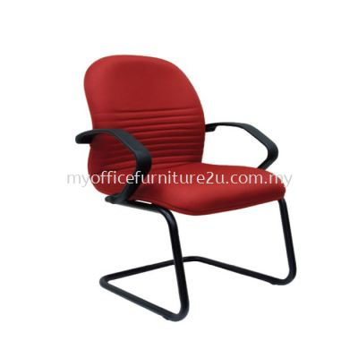 V153S Vari Visitor Chair Pu Leather