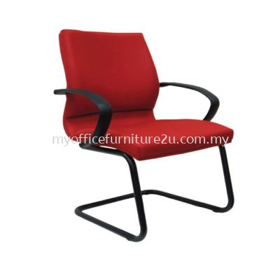 V163S Vari Visitor Chair Pu Leather
