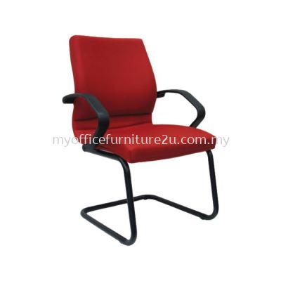 V173S Vari Visitor Chair Pu Leather