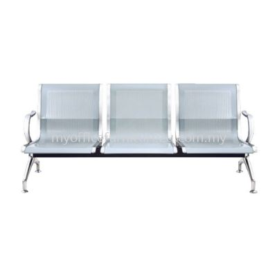 LC913 Connect Three Seater Link Chair
