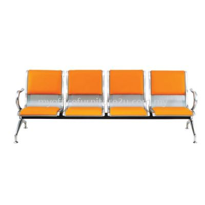LC917 Connect Four Seater Link Chair