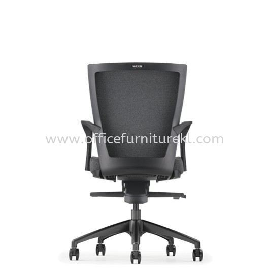MAXIM LOW BACK SOFTEC ERGONOMIC CHAIR C/W ROCKET NYLON BASE AMX 8112F-20A