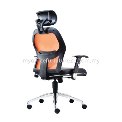 D2019H Inov Mesh Director Chair Pu Leather