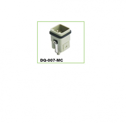 DEGSON - DQ-007-MC DQ SERIES HEAVY DUTY CONNECTORS