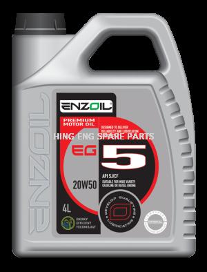 ENZOIL EG5 20W-50 ENGINE OIL 4LITER