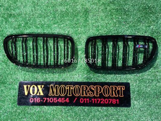 bmw 3 series e90 m3 grille gloss black for bmw e90 replace upgrade performance look brand new set
