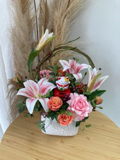 ARTIFICIAL FLOWER 014