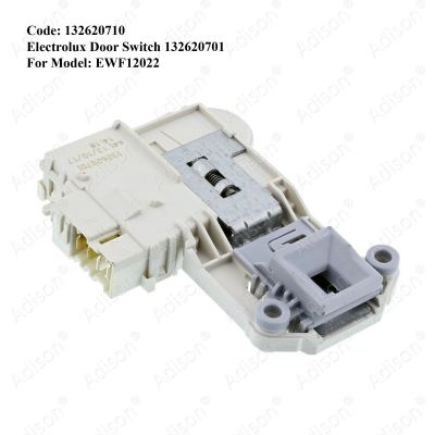 (Out of Stock) Code: 132620710 Electrolux Door Switch 132620701 For EWF12022 / EWF10932