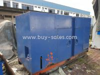 Used 125kva Diesel Generator Driven by HINO Engine