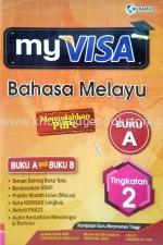 MY VISA BAHASA MELAYU BUKU A TINGKATAN 2